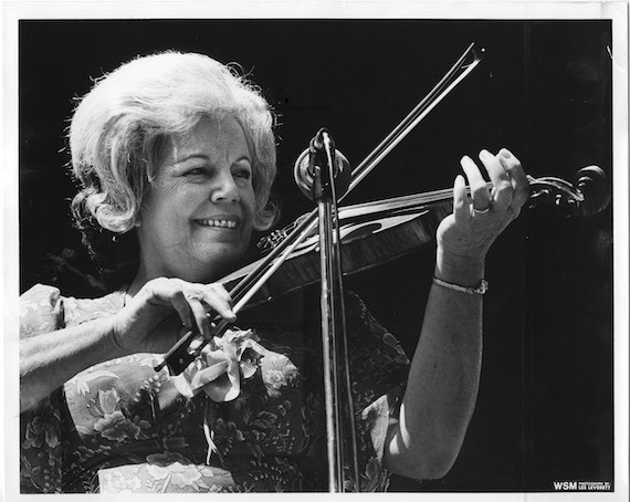 Ramona Jones. Photo: Grand Ole Opry Photo Archives