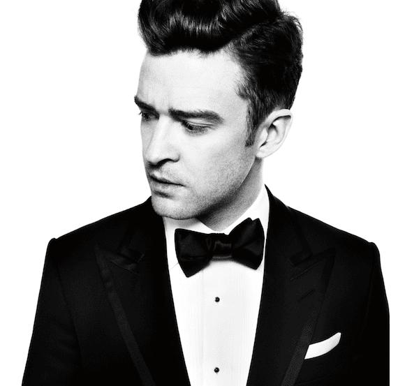 Justin Timberlake. Photo: Tom Munro / RCA Records