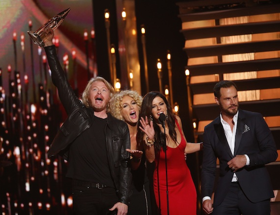 Little Big Town. Photo: Donn Jones/CMA