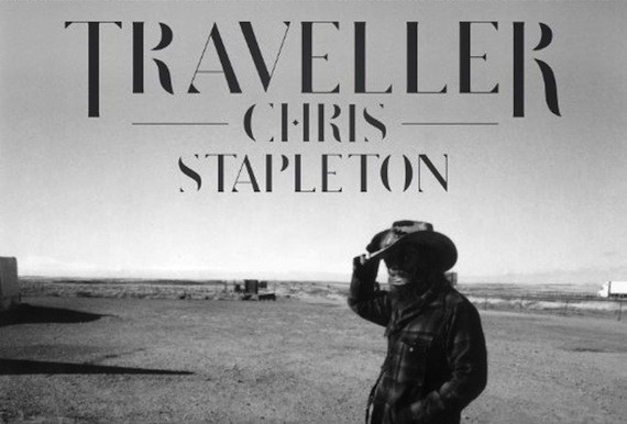 Chris Stapleton, Traveller. Featured size.
