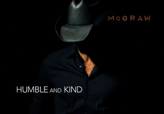Tim McGraw, Humble and Kind featured