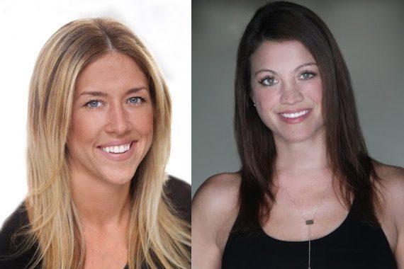 Pictured (L-R): Penny Gattis, Kari Smith