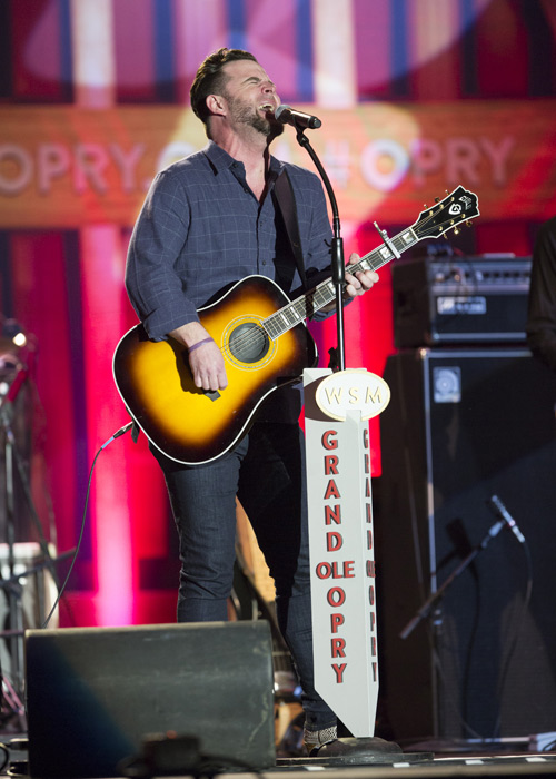 David Nail. Photo: Chris Hollo/Rachael Black