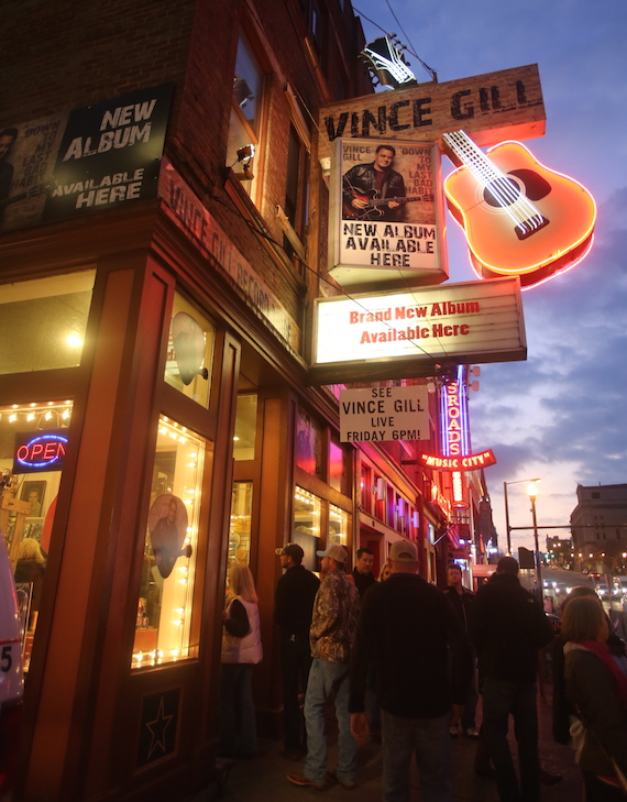 Vince Gill Ernest Tubb Record Shop