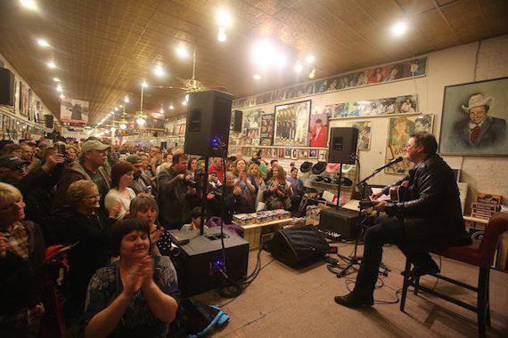 Vince Gill Tubb Record Shop