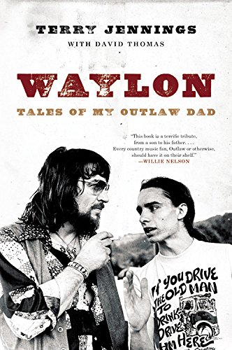 Terry Jennings book on Waylon