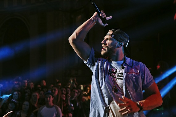 Chase Rice. Photo: Cody Cannon