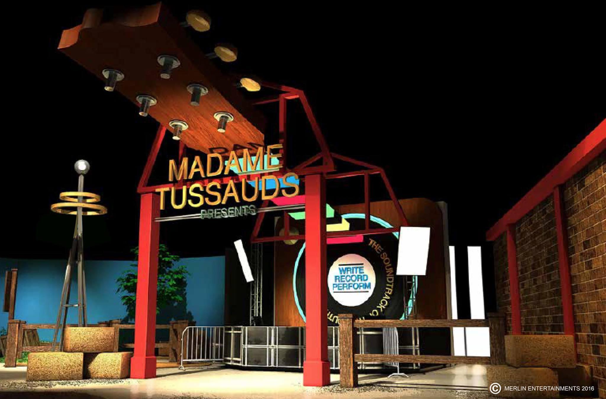 Madame Tussauds Wax Museum Opening In Nashville In 2017 ...