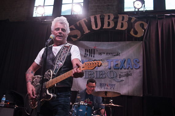Dale Watson performs during BMI's Howdy Texas Party during SXSW at Stubb's on March 15, 2016, in Austin, TX. (Erika Goldring Photo)