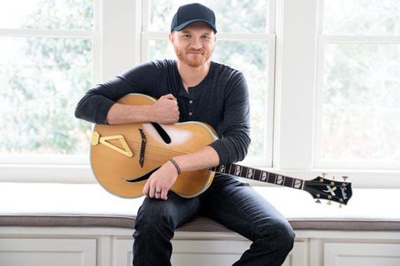 Eric Paslay. Photo: Joseph Llanes