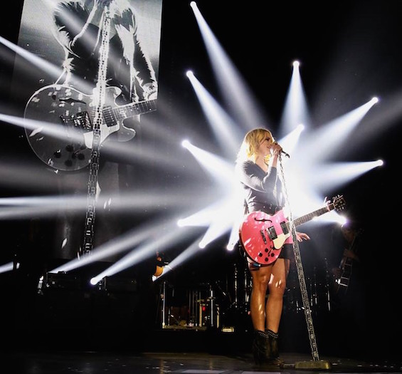 Miranda Lambert at C2C. Photo Credit: Christie Goodwin