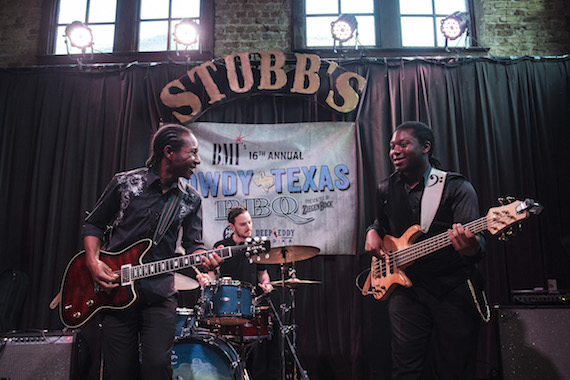 The Peterson Brothers perform during BMI's Howdy Texas Party during SXSW. Photo: Erika Goldring