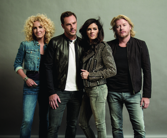 Little Big Town Photo Credit: Courtesy Sandbox Entertainment