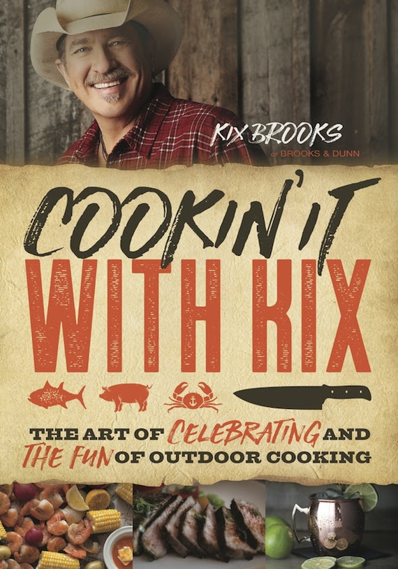 kix brooks cookbook