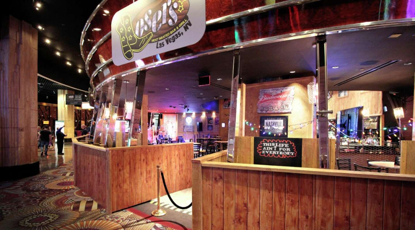 Losers Bar And Grill Opens Las Vegas Location At Mgm Grand