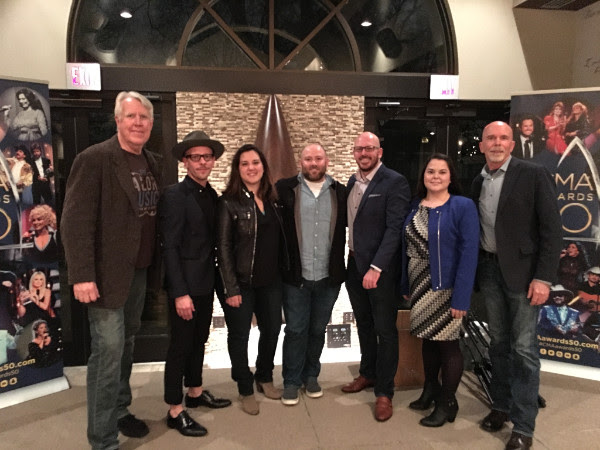 Pictured (L-R): George Briner (Valory Music Co.), Brad Belanger (Homestead  / Red Light Management), Basak Kizilisik (Morris Higham, SOLID President), Doug Phillips (Universal Music Group), Tim Gray (Grayscale Entertainment Marketing , SOLID University Outreach Chair), Rachel Cunningham (The Collective, SOLID Secretary and panel moderator), Peter Hartung (L3 Entertainment).