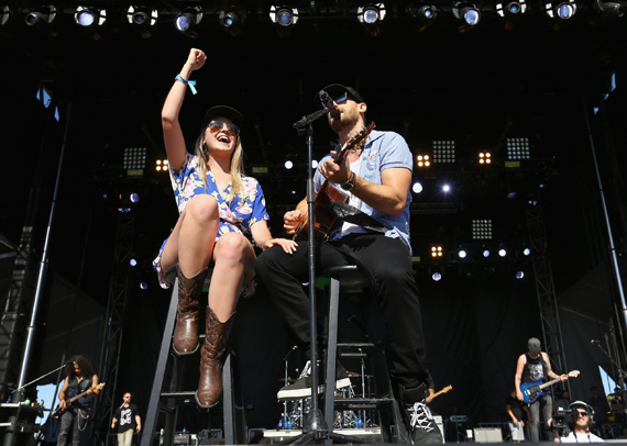 """""""LAS VEGAS, NEVADA - APRIL 03: Singer Chase Rice performs onstage during the 4th ACM Party For A Cause Festival at the Las Vegas Festival Grounds on April 3, 2016 in Las Vegas, Nevada. (Photo by Mark Davis/Getty Images for ACM)"""""""