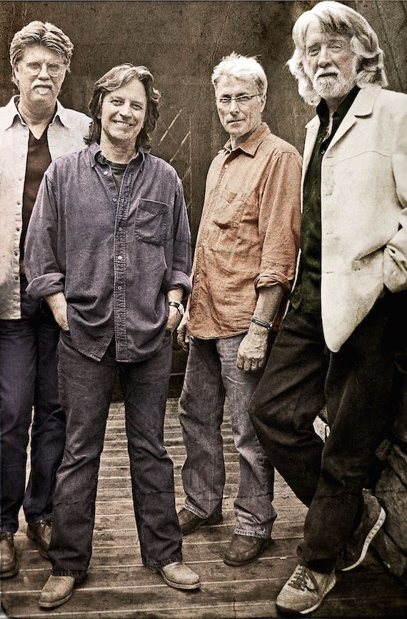 Nitty Gritty Dirt Band 2016 Photo Credit: Courtesy Webster Public Relations