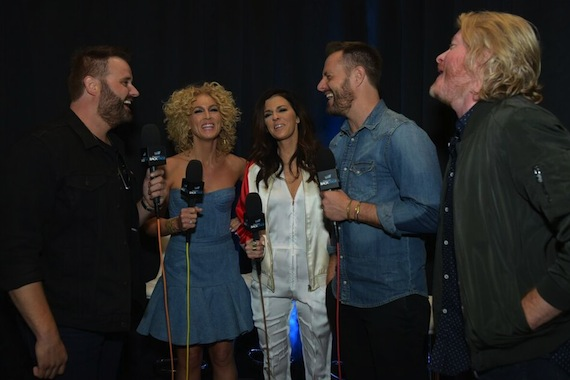 Randy Houser and Little Big Town