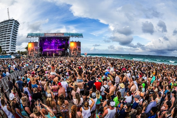 Tortuga Music Festival Attracts Nearly 90 000 To Fort