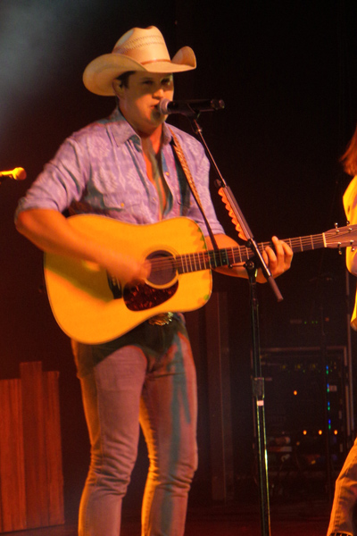 Jon Pardi. Photo: Eric T. Parker