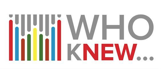 Who Knew logo