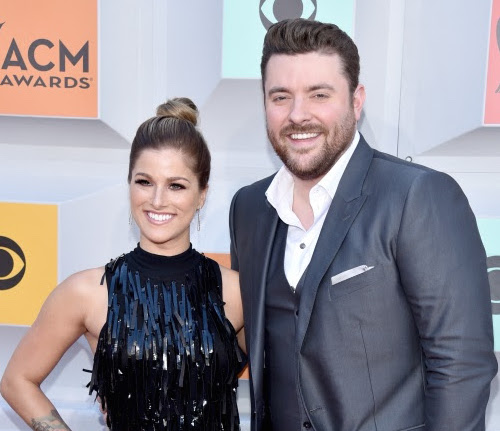 Cassadee Pope and Chris Young. Photo: ACM