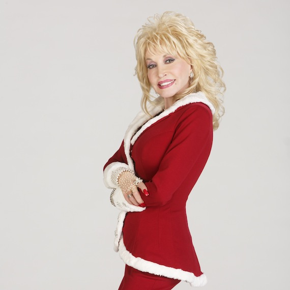 Dolly Parton inside the HP Video studio for Dollywood's new 2013 show A Christmas Carol. Photo by Steven Bridges www.stevenbridges.com