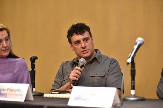 John Pisciotta during the 2016 Music Biz conference. Photo: Music Biz