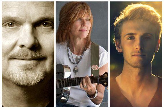 Pictured (L-R): Kent Blazy, Kim McClean, Jake Neumar