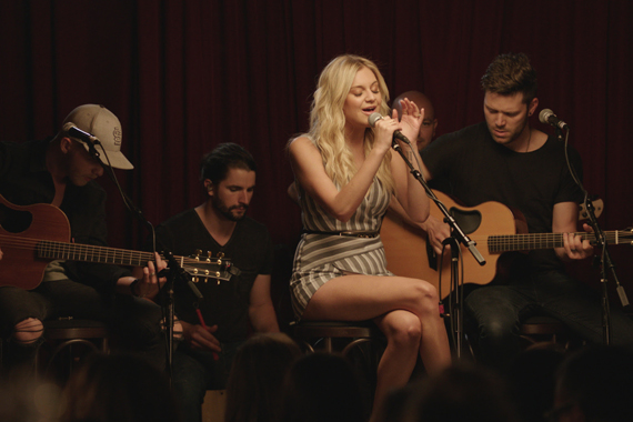 Kelsea Ballerini. Photo: CBS