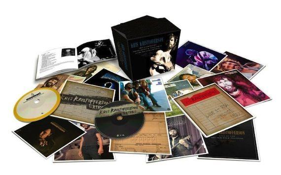 Kristofferson box set
