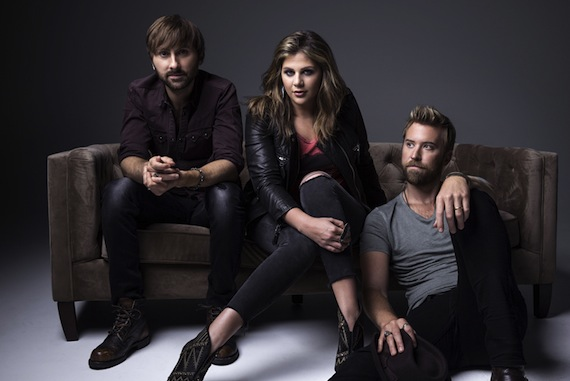 Lady Antebellum. Photo: Joseph Llanes