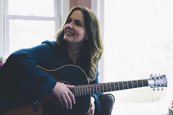 Lori McKenna. Photo: Becky Fluke