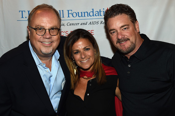 "UMG Nashville CEO Mike Dungan was ""roasted and toasted"" at the 3rd Annual Ambassador of the Year Roast on May 16, 2016 with prior year 'Ambassadors' AEG Live's Ali Harnell and WME's Rob Beckham."