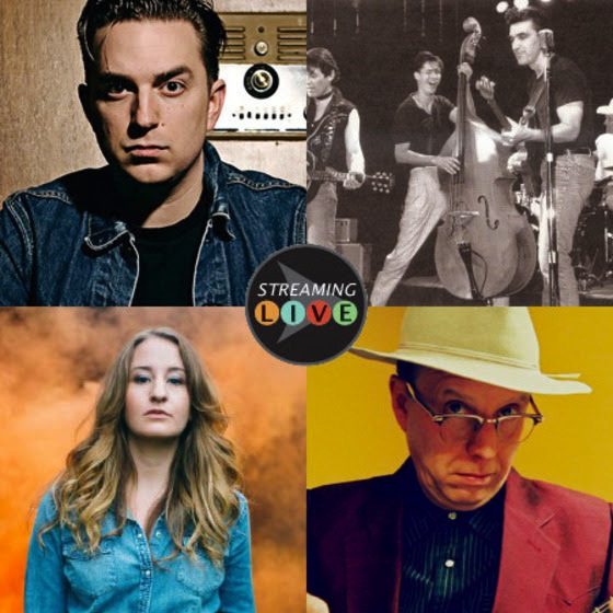 Clockwise from top left: JD McPherson, The Planet Rockers, Webb WIlder, Margo Price