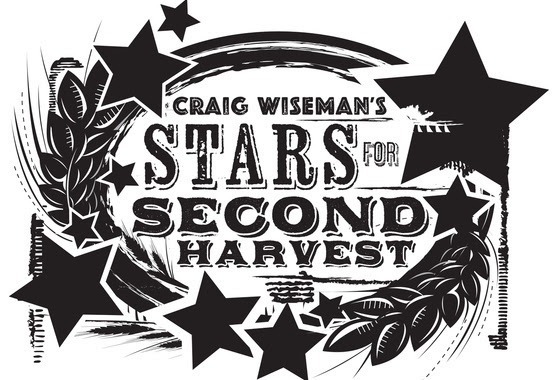 Stars For Second Harvest Logo