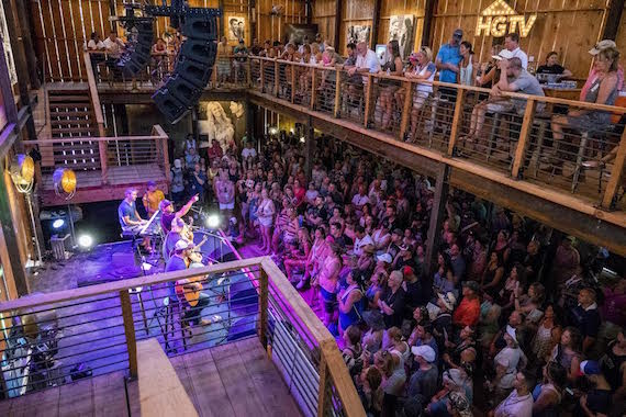 Pictured: The ASCAP Hit Songwriters Round at the HGTV Lodge during CMA Music Festival