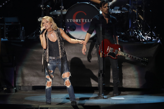 Carrie Underwood. Photo: John Russell / CMA