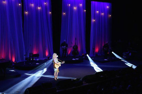 Dolly Parton at Nove Entertainment