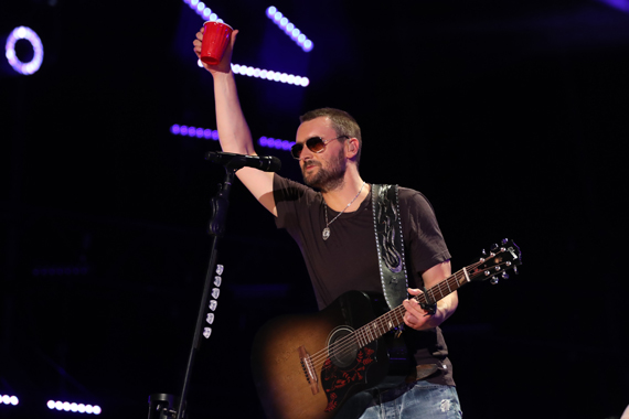 Eric Church. Photo: CMA Press