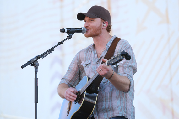 Eric Paslay. Photo: Natasha Moustache/CMA