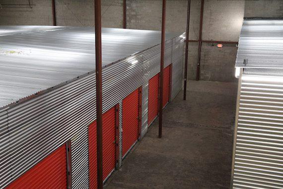Nove Entertainment storage facility