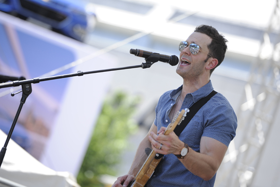 Ryan Kinder. Sanford Myers/CMA