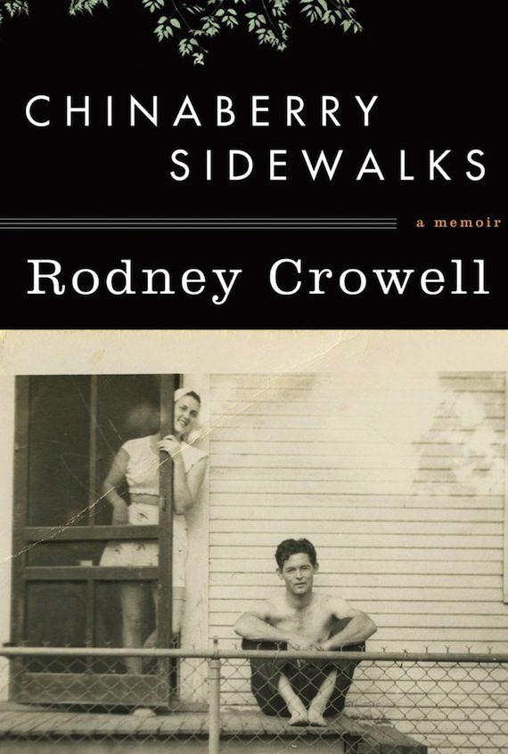 Rodney Crowell book