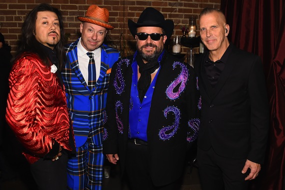The Mavericks. Photo: Larry Busacca/Getty Images for BMLG