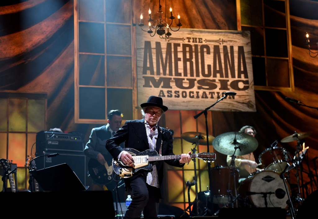 Buddy Miller at the 2015 Americana Honors & Awards. Photo: Erika Goldring/ Getty Images