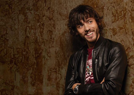 Chris Janson. Photo: WMN