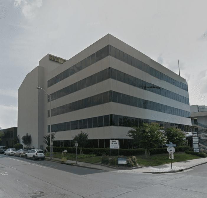 49 Music Sq W Ste 301, Nashville, TN 37203. Photo: Google Maps.