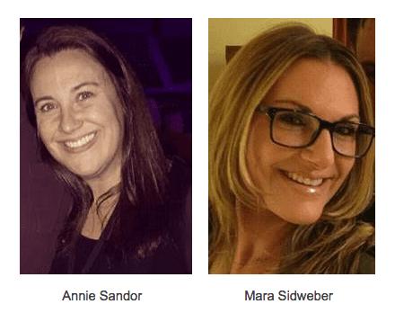 Annie Sandor Mara Sidweber
